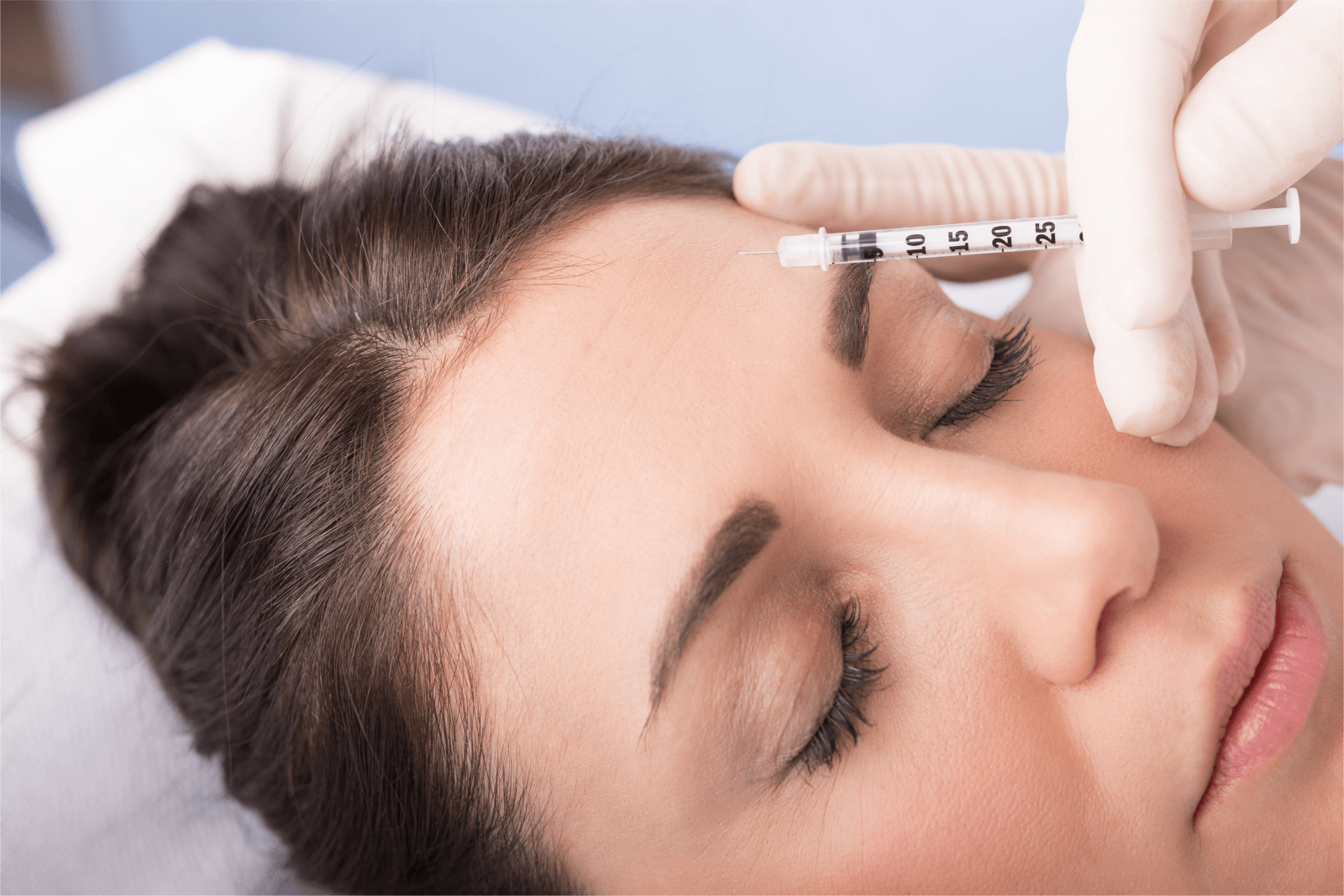 botox forehead treatment - Nose Bunny Lines